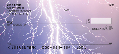 Electrical Storm Personal Checks - 1