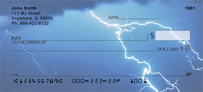Electrical Storm Personal Checks - 3