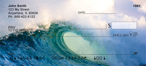 Big Waves Personal Checks