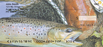For Fly Fishing Enthusiasts Personal Checks