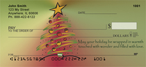Holiday Filled With Love Personal Checks