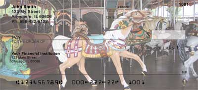 Carousel Series One Checks - 4