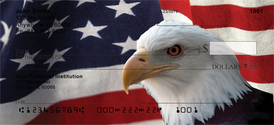 Soaring Over America Checks - 1