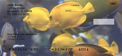 Tropical Fish Checks - 2