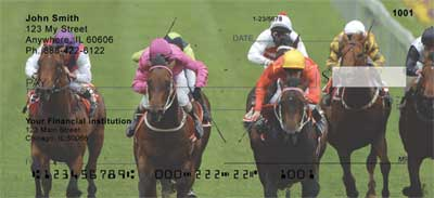 Horse Racing Checks - 2