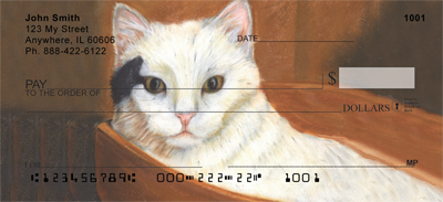 Affectionate Cats Personal Checks - 2