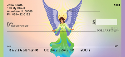Angelic Softness Personal Checks - 2