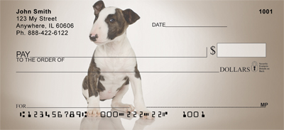 Bull Terriers Checks - 1