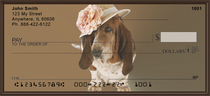 Basset Hound Fun Checks