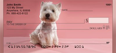 West Highland Terrier Checks - 1