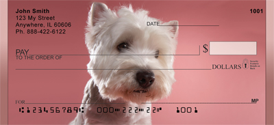 West Highland Terrier Checks - 2