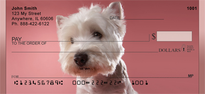 West Highland Terrier Checks - 3