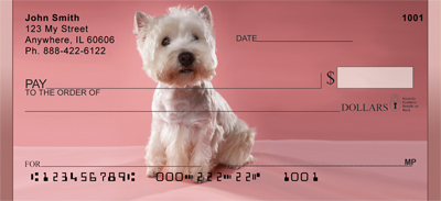 West Highland Terrier Checks - 4