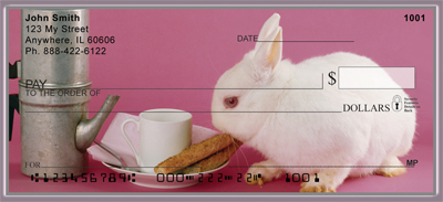 Fun Bunnies Checks - 1