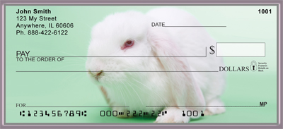Fun Bunnies Checks - 2