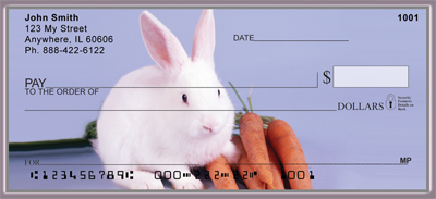 Fun Bunnies Checks - 3