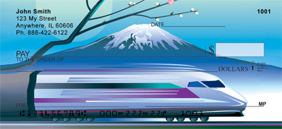 Mount Fuji and Bullet Train Checks - 2