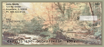 Vintage Landscapes Checks - 1