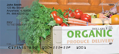 Organic Produce Delivery Checks - 1