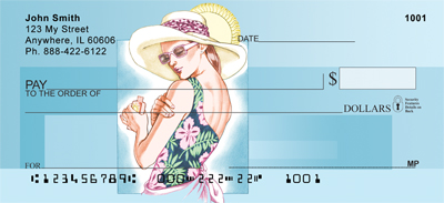 Woman Of All Seasons Checks - 1