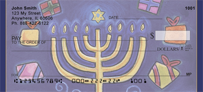 Celebrate Judaism Checks - 1