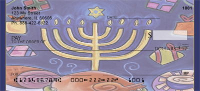 Celebrate Judaism Checks - 4