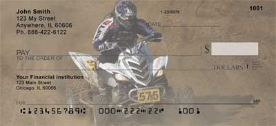 ATV Dirt Racing Checks, Checks - 2