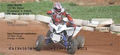 ATV Dirt Racing Checks, Checks - 3