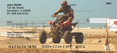 ATV Dirt Racing Checks, Checks - 4