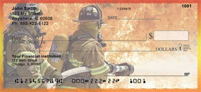 Fire Fighters Checks - 1