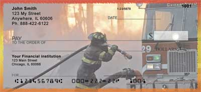 Fire Fighters Checks - 3
