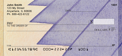 Sharp Softness  Personal Checks - 2