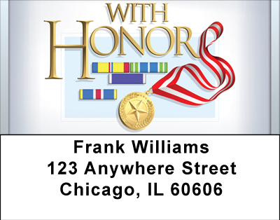 With Honor Labels - 1