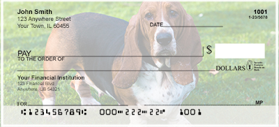 Basset Hounds Checks - 1