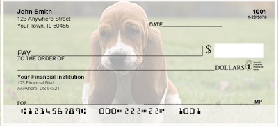 Basset Hounds Checks - 2