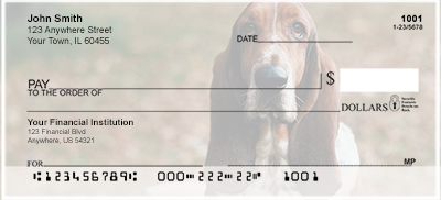 Basset Hounds Checks - 4
