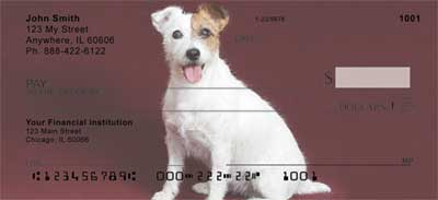 Jack Russell Terriers Checks - 1