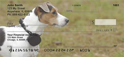 Jack Russell Terriers Checks - 3