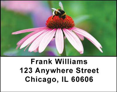Bees Address Labels - 3