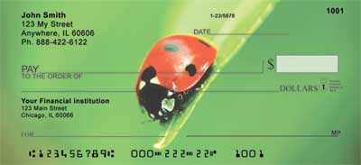 Ladybugs Checks - 4