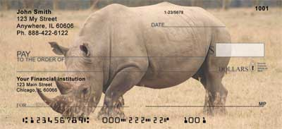 Rhinos Checks - 1