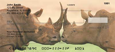Rhinos Checks - 4