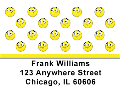 Smilies Address Labels - 2