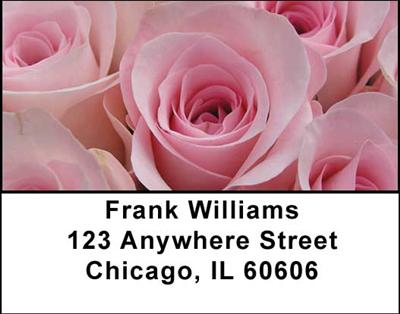 Roses Address Labels - 2