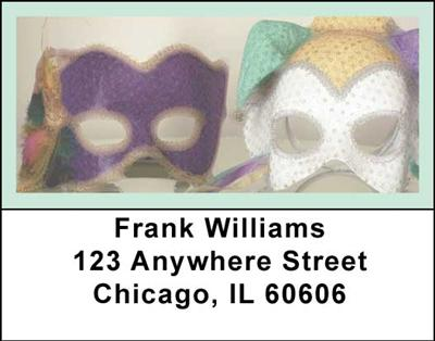 New Orleans Address Labels - 2