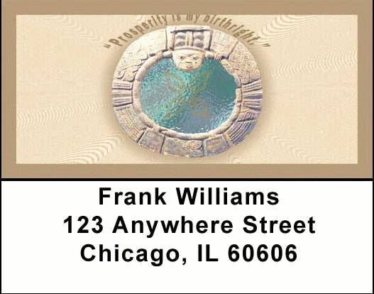 Prosperity Address Labels - 1