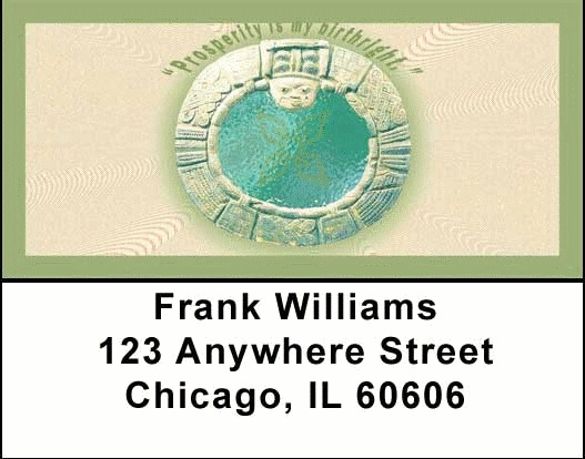 Prosperity Address Labels - 2