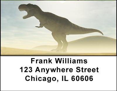 Dinosaurs Address Labels - 1