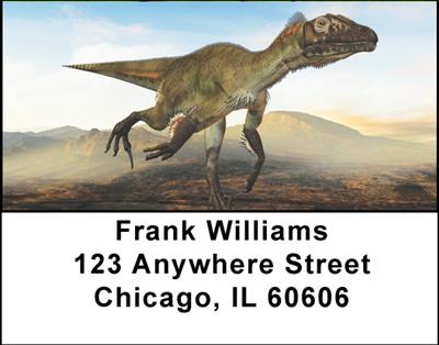 Dinosaurs Address Labels - 2