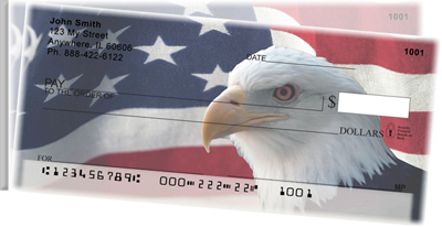 Soaring Over America Side Tear Checks - 1